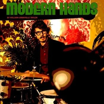 Will Taylor - Modern Hands Drum Book
